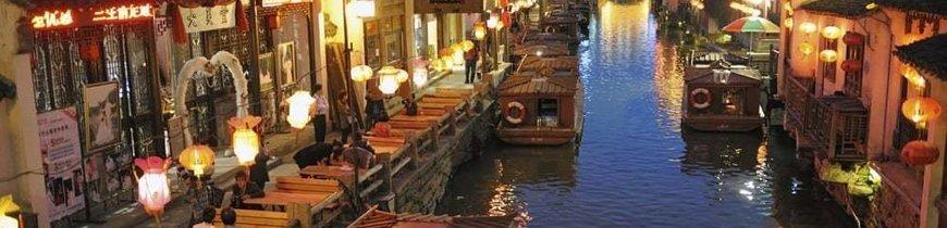 China Esencial con Hangzhou y Suzhou + Crucero por el Río Yangtze