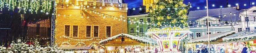 Tallin - Mercadillos de Navidad