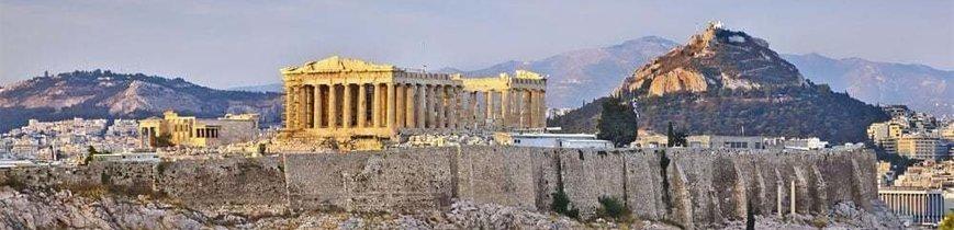 Atenas, Creta y Rodas