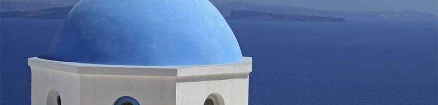 Helios: Atenas y Santorini