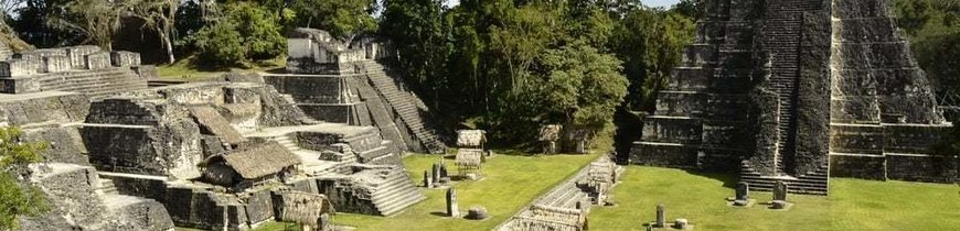 Guatemala, Ruinas de Copán y Río Dulce