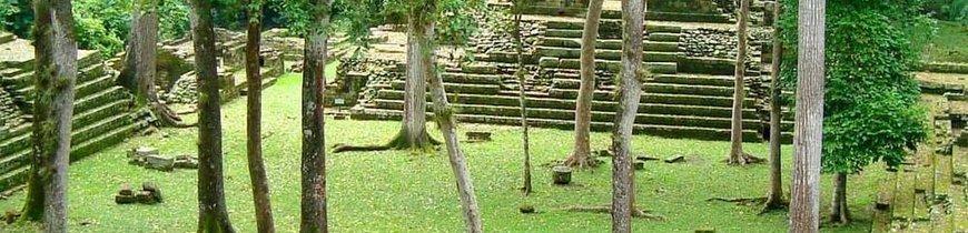 Tesoros Mayas: El Salvador, Honduras y Guatemala