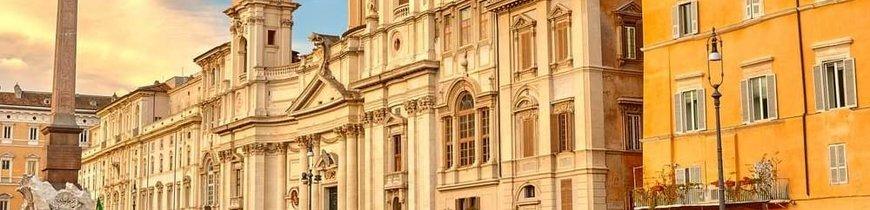4 Días en Roma + Tour