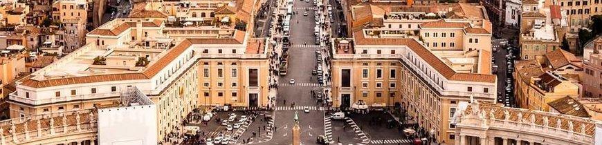 Viaje organizado a Italia