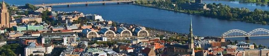 Viaje por los Países Bálticos - Mayores de  60 años