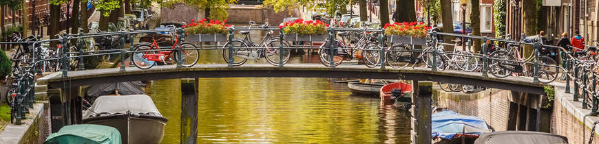 París, Bélgica y Holanda con Crucero por el Rin