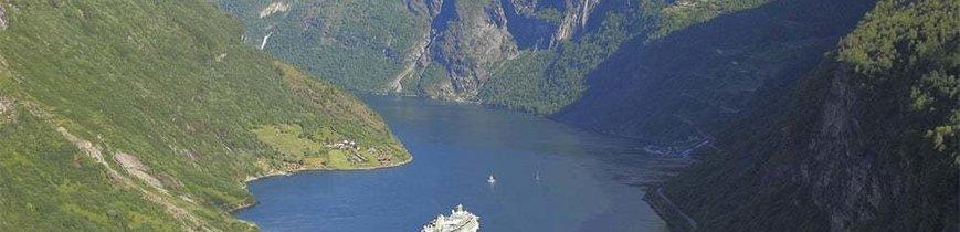 Noruega y sus Fiordos