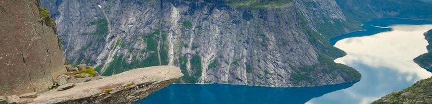 Noruega: Fiordos y Glaciares