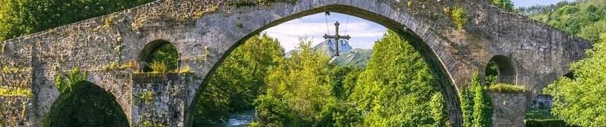 Capitales del Reino de Asturias - Puente de Diciembre