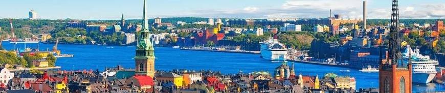 Tour por los Fiordos Noruegos y Estocolmo - Especial Singles