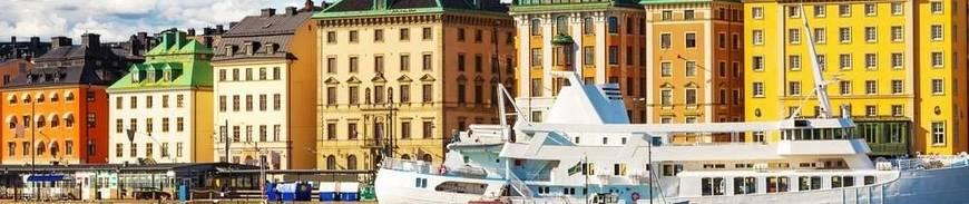 Las 4 Perlas del Mar Báltico