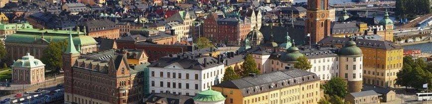 Suecia y Las Islas Aland a su Aire