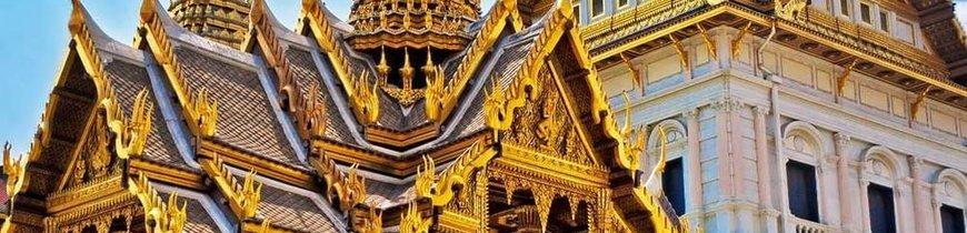 El Cairo, Bangkok y Phuket
