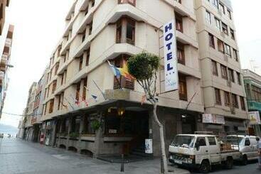 Aparthotel Las Lanzas - Las Palmas de Gran Canaria