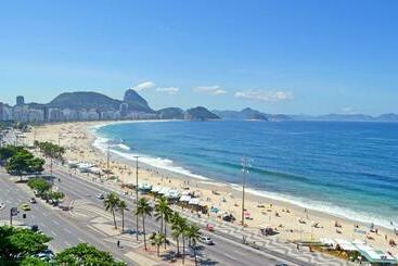 Selina Copacabana - Рио-де-Жанейро