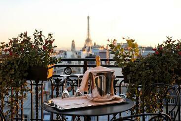 Hôtel Balzac - París