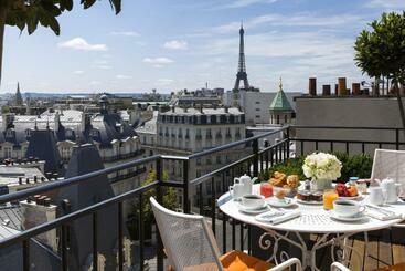 Hôtel San Régis - París