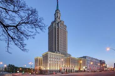 Hilton Moscow Leningradskaya - Moskova