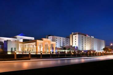 Riyadh Marriott - Riyadh