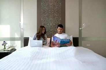Mandarin Hotel Managed By Centre Point - Bangkok