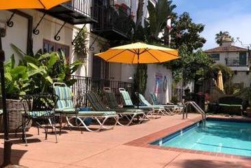 Villa Rosa Inn - Santa Barbara