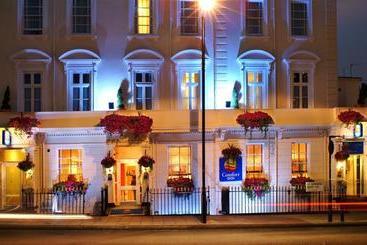 Hotel Comfort Inn Victoria En Londres Destinia