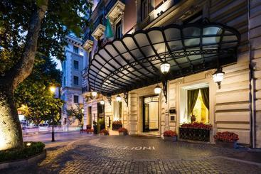 Baglioni Hotel Regina  The Leading Hotels Of The World - Rome