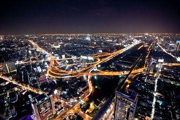 Baiyoke Sky - Bangkok