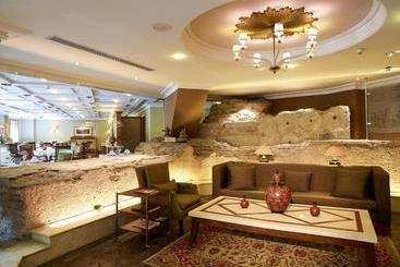 Eresin Sultanahmet Museum   Boutique Class - 伊斯坦堡