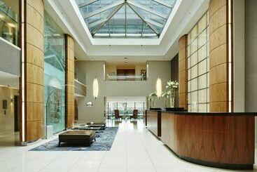 London Marriott  Canary Wharf - London