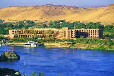Pyramisa Island  Aswan - Assouan