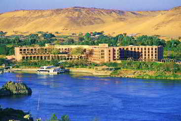 Pyramisa Island  Aswan - Aswan