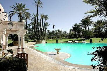 Palais Mehdi - Marrakech
