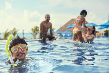 Seadust Cancun Family Resort  All Inclusive - Cancún