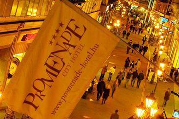 Promenade City - 布达佩斯