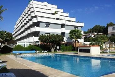 Swimming pool AR Galetamar Hotel & Apartamentos Calpe