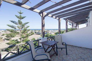 Holiday Beach Resort - Santorini