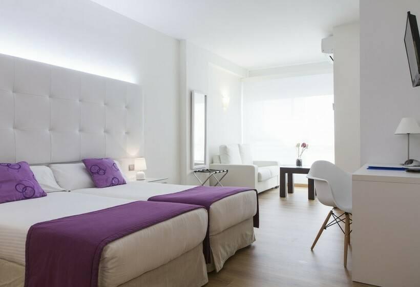Habitación Hotel Albahia  Alicante