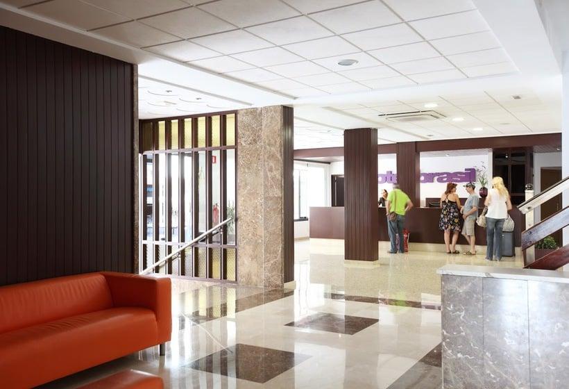 Hotel Brasil En Benidorm Desde 17  U20ac