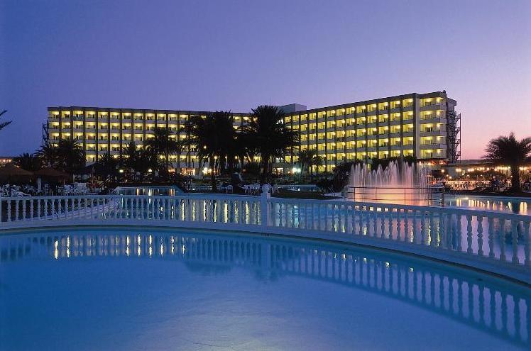 Piscina Hotel Evenia Zoraida Park Roquetas de Mar