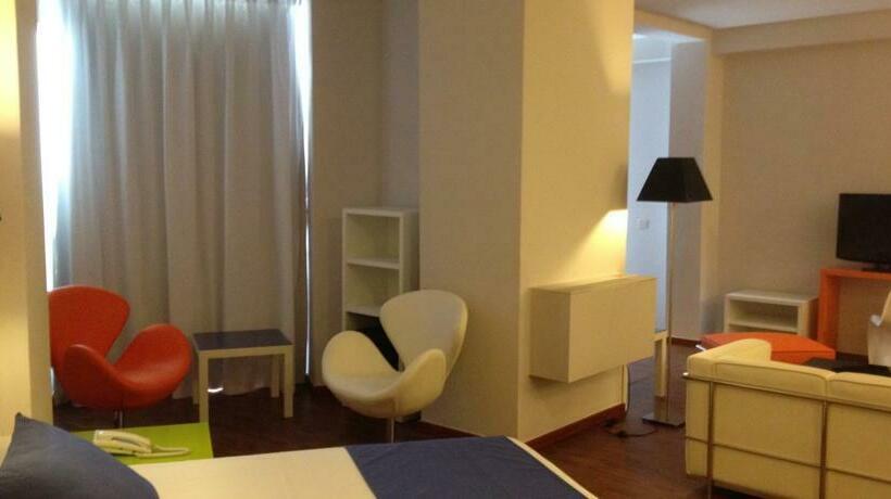Habitación Hotel Evenia Zoraida Park Roquetas de Mar