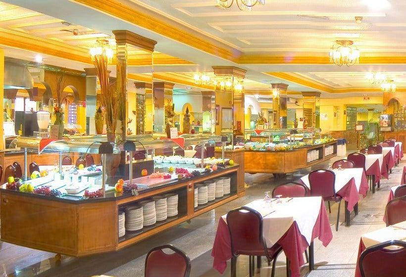 Restaurante Hotel Magic Cristal Park Benidorm
