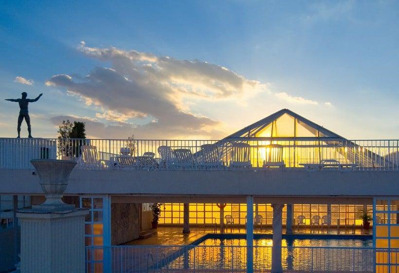 Exterior Hotel Magic Cristal Park Benidorm