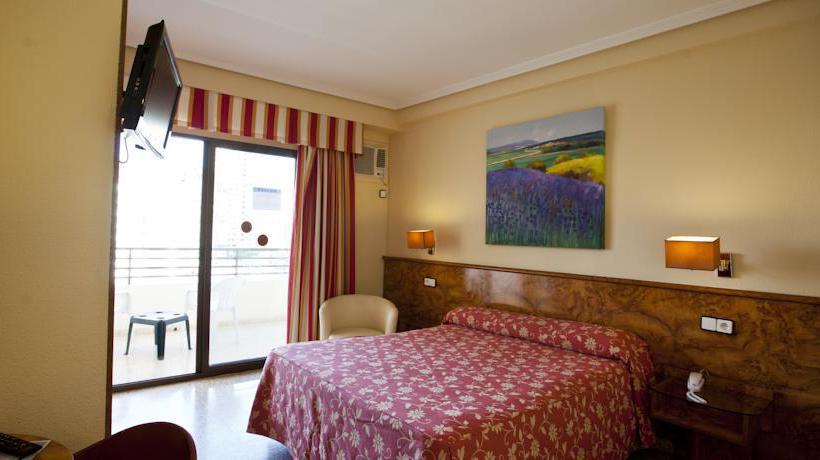 Habitación Hotel Presidente Benidorm