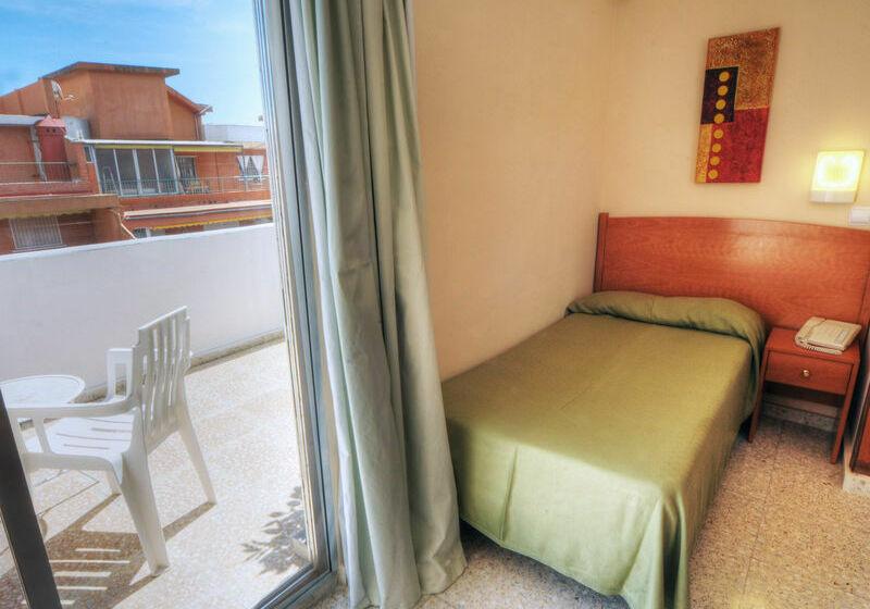 Habitación Hotel Rambla Benidorm