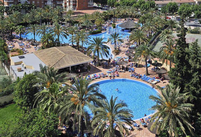 Piscina Hotel Sol Pelícanos Ocas Benidorm