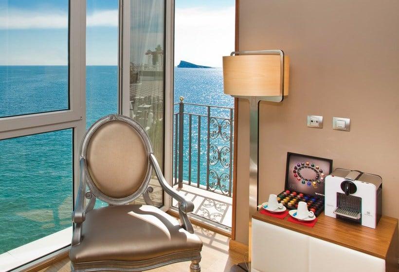 Habitación Villa Venecia Hotel Boutique Gourmet Benidorm