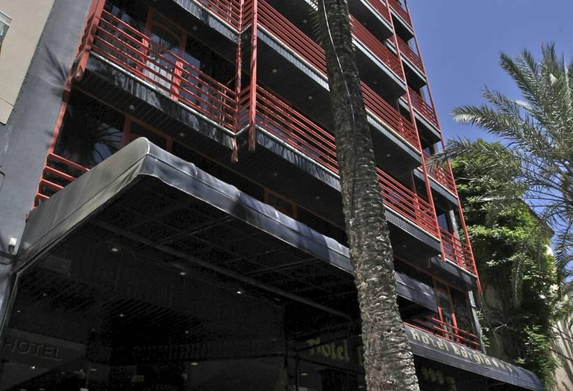 Exterior Hotel Borgia Gandía