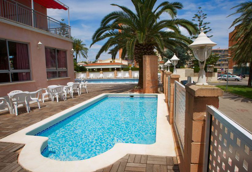 Piscina Hotel Gandia Playa Gandía