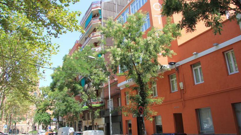 Exterior Hotel H Top BCN City Barcelona